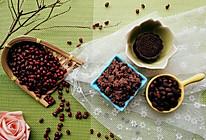 红豆全系列:蜜豆、红豆沙、红豆糕的做法