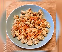 无面包糠版劲脆鸡米花的做法