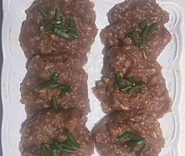 衢州特色小吃之山粉馃(肉圆)的做法