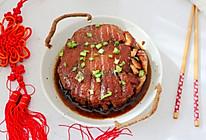 【梅干菜扣肉】年夜饭的压轴菜,试试学做做,不难的做法