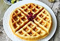 蔓越莓华夫饼的做法