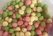 果蔬小奶豆的做法