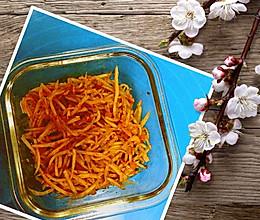 朝鲜芥菜丝的做法