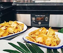 #硬核菜谱制作人#菠萝蜜干的做法