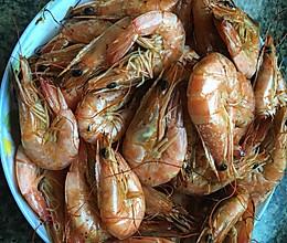 高压锅原味虾的做法