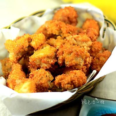 鸡米花——两版制作方法