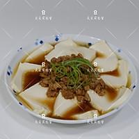 肉末蒸豆腐的做法图解11