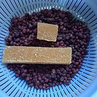 闹端午!碱水红豆粽(新手四角包法)的做法图解2