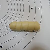 迷你肠仔面包卷(一次发酵)的做法图解7