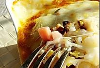 奶酪焗饭的做法