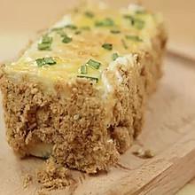 【微体】被爱包裹的滋味!肉松葱香小面包