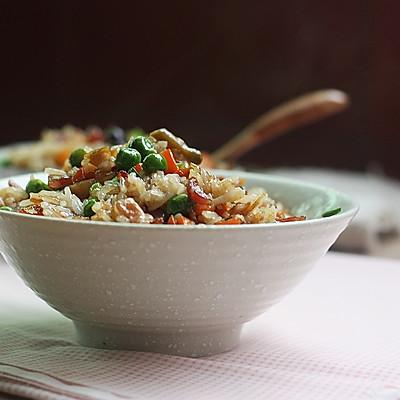 榨菜腊味糯米饭——乌江榨菜