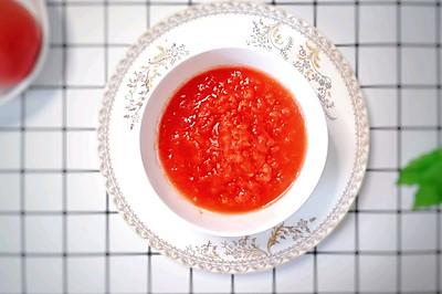 开胃小能手~自制番茄酱:宝宝辅食营养食谱菜谱