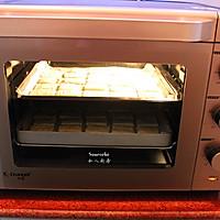 #太阳风烘焙#长帝CR32KEA试用报告 芝麻梳打饼的做法图解10