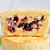 【一食呓语】法式蔓越莓乳酪月饼。的做法图解22