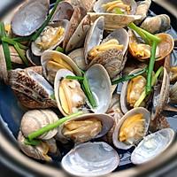 酒焗海蛤的做法图解6