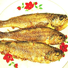 香煎黄花鱼—儿童营养餐