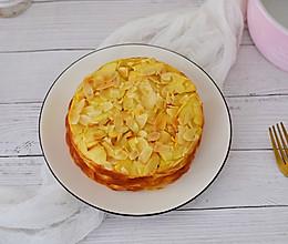 苹果千层蛋糕的做法