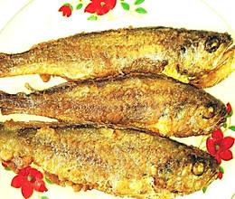 香煎黄花鱼—儿童营养餐的做法