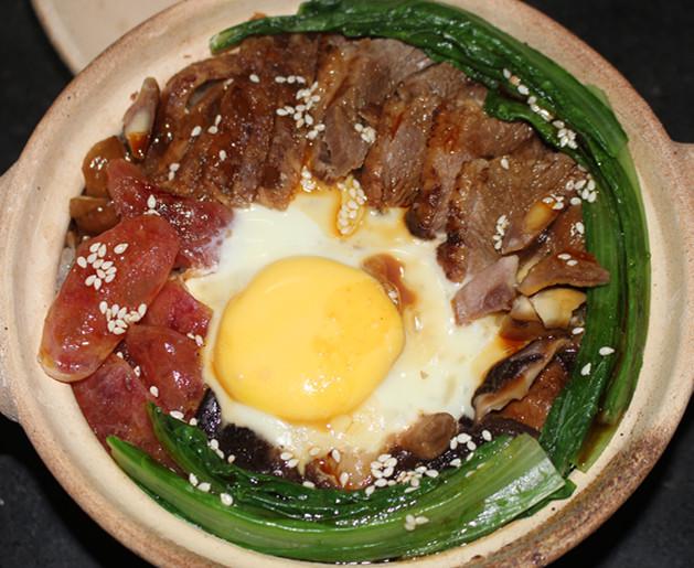 煲仔饭(砂锅饭)