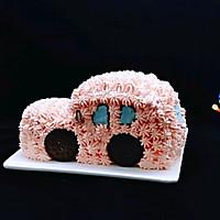 小汽车蛋糕#晒出你的团圆大餐#的做法图解23