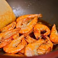 迷迭香—油焖大虾的做法图解4
