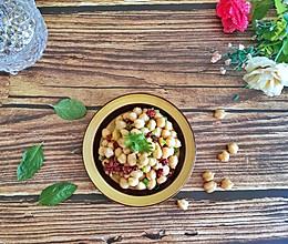 #夏日消暑,非它莫属#水煮五香鹰嘴豆的做法