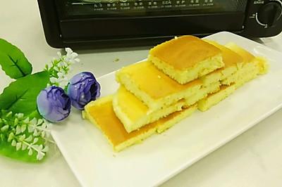 袖珍烤箱的原味蛋糕(9升烤箱)