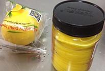 柠檬蜂蜜水(健身自制)的做法