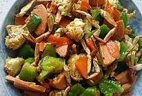 咖喱小炒河蟹的做法