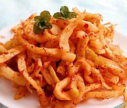 李孃孃爱厨房之——麻辣萝卜干的做法