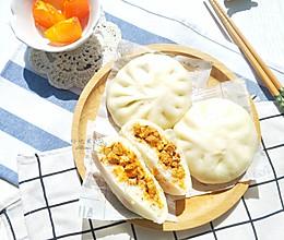 麻婆豆腐包子的做法