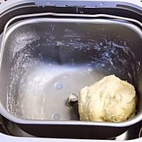 椰蓉爱心面包 | 冬日里的小温暖的做法图解3