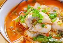 宝宝版水煮鱼 宝宝辅食食谱的做法