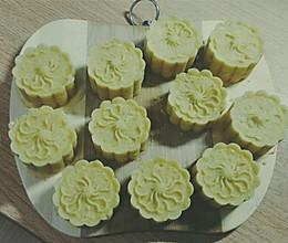 宿舍自制绿豆糕(简单粗暴!!)的做法
