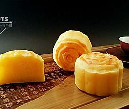 中秋节【半岛招牌奶黄月饼】的做法