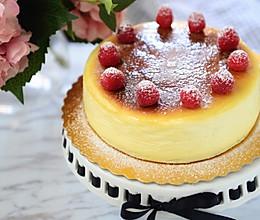 甜点-小嵨老师的经典重乳酪蛋糕(无底版)的做法