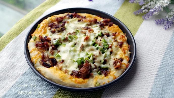 【意外的美味】BBQ烤肉披萨