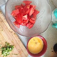 西红柿蛋汤的做法图解1
