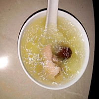 鸡肉木瓜汤的做法图解1