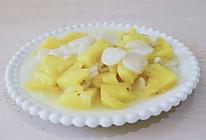 菠萝年糕的做法