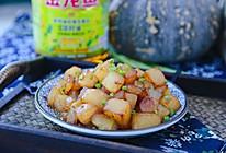 红烧冬瓜#金龙鱼营养强化维生素A 新派菜籽油#的做法