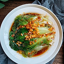 #520,美食撩动TA的心!#蚝油生菜