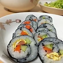 三十分钟紫菜饭团快速版