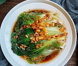 #520,美食撩动TA的心!#蚝油生菜的做法