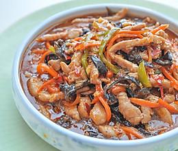 鱼香肉丝#宴客拿手菜#的做法