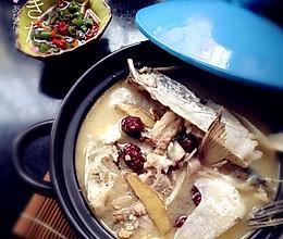 家常菜——鱼头汤的做法