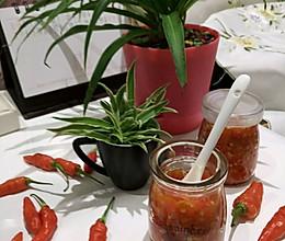 小米辣椒酱的做法