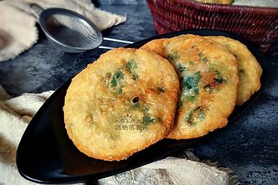 香到里约的油饼(韭菜肉馅)#香雪奥运#