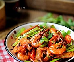 新春悠享家------热火朝天盆盆虾 的做法